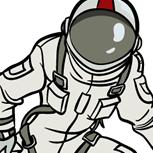 <p>Ser um astronauta é uma das profissões que a garotada mais quer ser quando crescer. Confira o nosso e-book com curiosidades sobre essa profissão.</p>