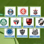 <p>Jogo da memória com os principais clubes de futebol destinado a crianças do ensino infantil e primeiro anos iniciais.</p>