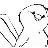 <p>As aves estão precisando de uma corzinha. Que tal usar a sua imaginação e deixar elas mais coloridas nesse divertido jogo de colorir?</p>