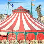 <p>Confira o especial do Nosso Clubinho que explica a história do circo desde as civilizações mais antigas até os dias atuais. Clique aqui.</p>