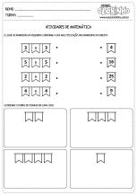 <p>Atividade de matemática sobre festas juninas para alunos do Ensino Fundamental I.  Clique aqui e faça o download dessa atividade.</p>
