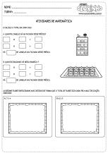 <p>Atividade de matemática para crianças do ensino fundamental I que trabalha com multiplicação. </p>