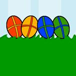 <p>Ajude a encontrar os ovos de Páscoa escondidos pelo malvado vilão usando a sua super lente. </p>