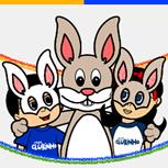 <p>Ajude o Pascoalino a entregar os ovos de chocolate deixando os desenhos mais coloridos.</p>