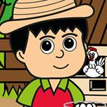 <p>Ajude o Binho a pegar o maior número de ovos possíveis em menos de 1 minuto nesse divertido jogo.</p>