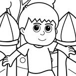 <p>Que tal dar uma corzinha nos personagens do site Nosso Clubinho?</p>