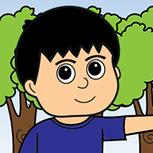 <p>Ajude o Binho a realizar as compras no supermercado conforme a lista da mamãe.</p>
