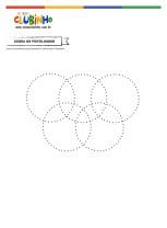 <p>Atividades para a Educação Infantil com o tema Olimpíadas 2016. Nessa atividade educativa, a criança deverá desenhar o símbolo dos jogos olímpicos.</p>